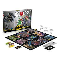DC Comics Juego de Mesa Cluedo Batman *Edición Francesa* - Imagen 1