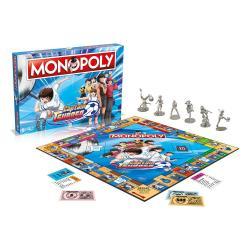 Captain Tsubasa Juego de Mesa Monopoly *Edición Francesa* - Imagen 1