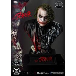 The Dark Knight Busto Premium The Joker 26 cm - Imagen 1