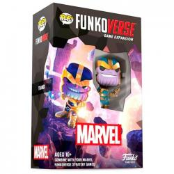 Juego mesa español POP Funkoverse Marvel 1fig - Imagen 1
