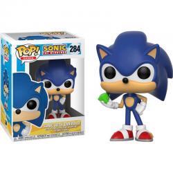 Figura POP Sonic with Emerald - Imagen 1