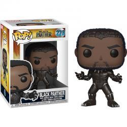 Figura POP Marvel Black Panther - Imagen 1