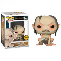 Figura POP Lord of the Rings Gollum Chase - Imagen 1