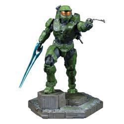 Halo Infinite Estatua PVC Master Chief & Grappleshot 26 cm - Imagen 1