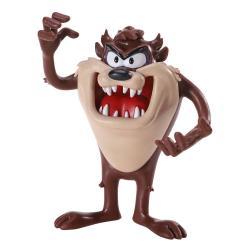 Looney Tunes Figura Maleable Bendyfigs Taz Tasmanian Devil 9 cm - Imagen 1