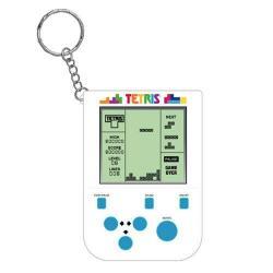 Tetris Mini Consola de Juego con Llavero Mini Retro - Imagen 1