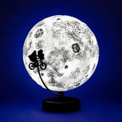 E.T., el extraterrestre Lámpara Mood Light Moon 20 cm - Imagen 1