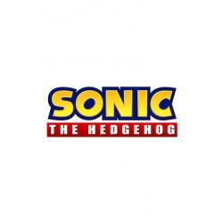 Sonic the Hedgehog Lámpara LED Logo - Imagen 1
