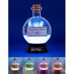 Harry Potter Lámpara Mood Light que cambia los colores Poción Multijugos 14 cm - Imagen 1