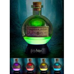 Harry Potter Lámpara Mood Light que cambia los colores Poción Multijugos 20 cm - Imagen 1