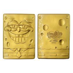 Bob Esponja Lingote Limited Edition (dorado) - Imagen 1