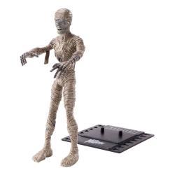 Universal Monsters Figura Maleable Bendyfigs Mummy 19 cm - Imagen 1