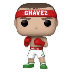 Boxing POP! Sports Vinyl Figura Julio César Chávez 9 cm - Imagen 1