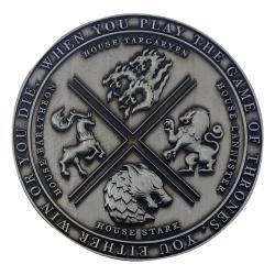 Juego de Tronos Medallón Iron Limited Edition - Imagen 1