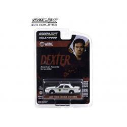 Dexter Vehículo 1/64 2001 Ford Crown Victoria - Imagen 1