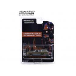 Terminator 2 Judgment Day (1991) Vehículo 1/64 1980 Ford LTD Country Squire - Imagen 1
