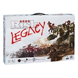 Avalon Hill Juego de Mesa Risk Legacy inglés - Imagen 1