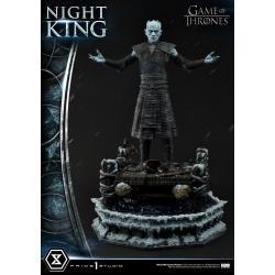 Juego de tronos Estatua 1/4 Night King 70 cm - Imagen 1