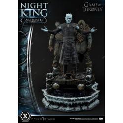 Juego de tronos Estatua 1/4 Night King Ultimate Version 70 cm - Imagen 1
