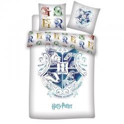 Funda nordica Hogwarts Harry Potter cama 135cm microfibra - Imagen 1