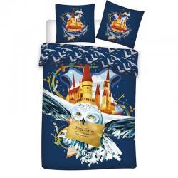 Funda nordica Hedwig Harry Potter cama 90cm microfibra - Imagen 1