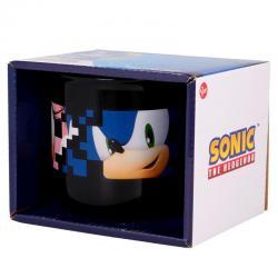 Taza Sonic the Hedgehog 400ml - Imagen 1
