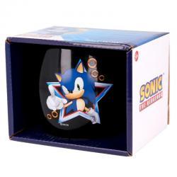 Taza Sonic the Hedgehog 380ml - Imagen 1