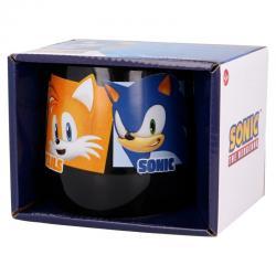Taza Sonic the Hedgehog 360ml - Imagen 1