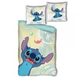 Funda nordica Stitch Disney cama 90cm algodon - Imagen 1