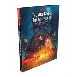 Dungeons & Dragons RPG Adventure The Wild Beyond the Witchlight: A Feywild Adventure Inglés - Imagen 1