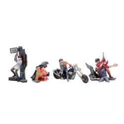 Akira Figuras miniQ 5-8 cm Expositor Vol. 2 Tetsuo (6) - Imagen 1