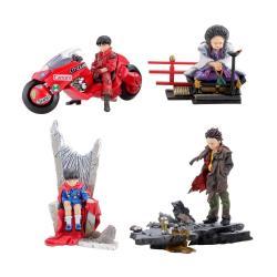 Akira Figuras miniQ 5-8 cm Expositor Vol. 3 Akira (6) - Imagen 1