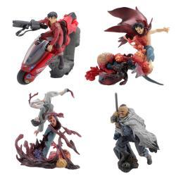 Akira Figuras miniQ 6-8 cm Expositor Vol. 4 Akira (6) - Imagen 1