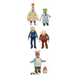 The Muppets Select Packs de 2 Figuras 13 cm Best Of Serie 2 Surtido (6) - Imagen 1