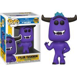 Figura POP Disney Monsters at Work Tylor Tuskmon - Imagen 1