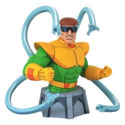 Marvel Animated Series Busto 1/7 Doctor Octopus 15 cm - Imagen 1
