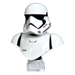 Star Wars Episode VII Legends in 3D Busto 1/2 First Order Stormtrooper 25 cm - Imagen 1