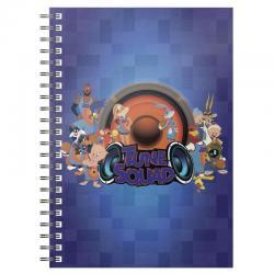 Libreta A5 Tune Squad Space Jam 2 - Imagen 1