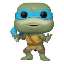 Tortugas Ninja POP! Movies Vinyl Figura Leonardo 9 cm - Imagen 1
