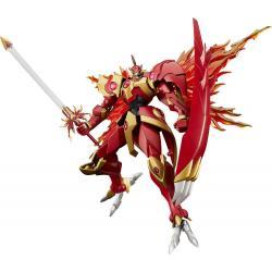 Magic Knight Rayearth Maqueta Moderoid Plastic Model Kit Rayearth, the Spirit of Fire 16 cm - Imagen 1
