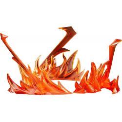 Original Character Accesorios para las Figuras MODEROID Flame Effect 8 cm - Imagen 1