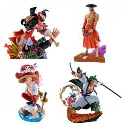 One Piece Log Box Figuras 8 cm Re: Birth Wanokuni Vol. 3 Surtido (4) - Imagen 1