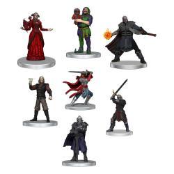 D&D Icons of the Realms: Curse of Strahd Miniaturas Denizens of Barovia - Imagen 1
