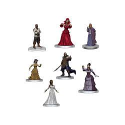 D&D Icons of the Realms: Curse of Strahd Miniaturas Denizens of Castle Ravenloft - Imagen 1