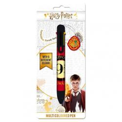Boligrafo 6 colores Platform 9 3/4 Harry Potter - Imagen 1
