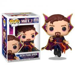 Figura POP Marvel What If Doctor Strange Supreme - Imagen 1