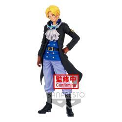 One Piece Estatua PVC Grandista The Grandline Men Sabo 28 cm - Imagen 1