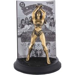 DC Comics Estatua Pewter Collectible Wonder Woman Volume 2 #1 (Gilt) Limited Edition 22 cm - Imagen 1