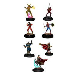 Marvel HeroClix: Avengers War of the Realms Booster Brick (10) - Imagen 1