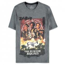 Camiseta Suicide Squad 2 DC Comics - Imagen 1